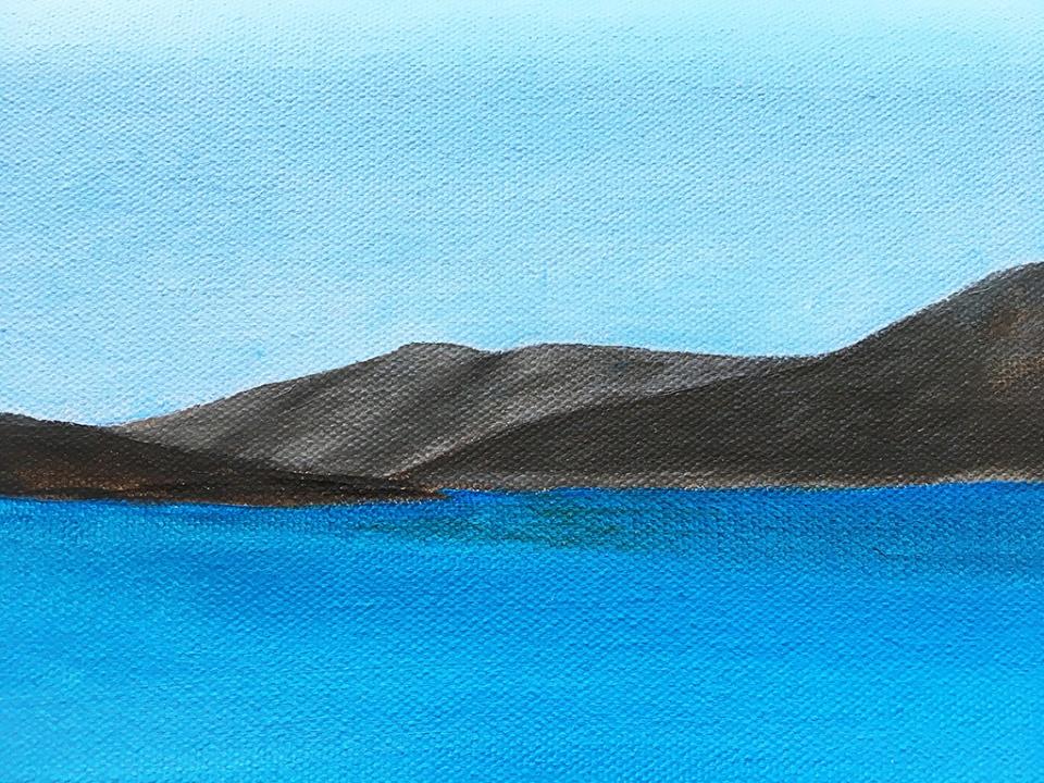 ISLANDS SEA